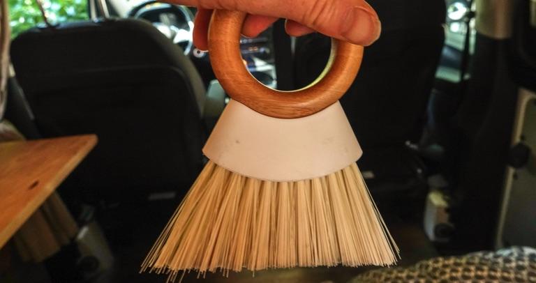 small broom