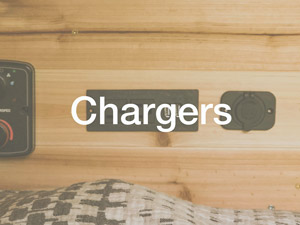 Chargers for van
