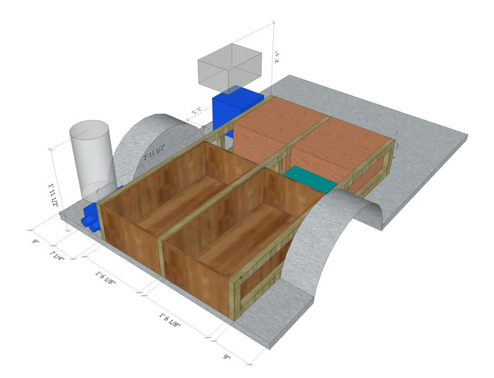 SketchUp_Systems Layout